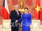 Vietnam y República Checa intensifican cooperación legislativa