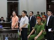 Ratifican condena a acusados con intención de subvertir el gobierno popular