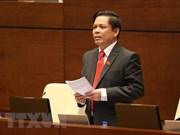 Electores vietnamitas reconocen calidad de interpelaciones del Parlamento