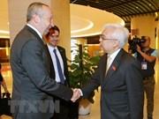 Vietnam y la República Checa fomentan colaboración en educación