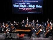"""Artistas de Vietnam y Japón llevan """"Sinfonía de verano"""" a público de Hanoi"""