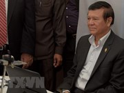 Tribunal de Camboya rechaza solicitud de libertad provisional de exlíder opositor