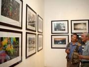 Exposición internacional de fotografías en Vietnam refleja belleza de la cotidianeidad
