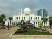 Indonesia refuerza seguridad durante el festival Idul Fitri
