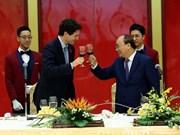 Funcionario canadiense confía en perspectiva de cooperación con Vietnam