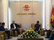 Grupo holandés de astillero Damen aspira a fomentar cooperación con Vietnam