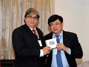 VOV vietnamita e ICRT cubano refuerzan lazos de colaboración