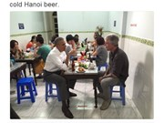 Se suicida famoso chef Anthony Bourdain, amante del  bun cha de Hanoi