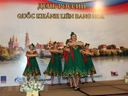Celebran Día Nacional de Rusia en Ciudad Ho Chi Minh
