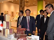 Empresas vietnamitas impulsan acciones comerciales en mercado de Japón