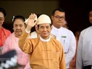 Myanmar robustece relaciones bilaterales con Tailandia