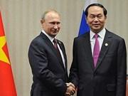 Vietnam felicita a Rusia por su Día Nacional