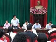 Más de mil 500 delegados asistirán a la conferencia sobre inversión y desarrollo de Hanoi