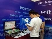 Inauguran exhibiciones de caucho, papel, recubrimiento y tinta en Vietnam