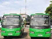 Cooperación entre empresas de transporte de pasajeros Vietnam- Japón
