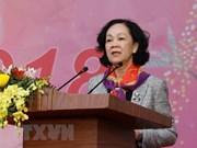 Vietnam trabaja para garantizar la igualdad de género