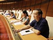 Asamblea Nacional de Vietnam aprueba  proyecto de Ley de Geodesia y Cartografía
