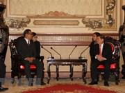 Ciudad Ho Chi Minh dispuesta a compartir experiencias en desarrollo socioeconómico con Micronesia