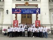 Embajada de Vietnam apoya celebración en Rusia de Copa Mundial de Fútbol