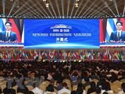 Casi un centenar de empresas de Vietnam participan en feria China-Asia del Sur