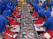 China entre los principales importadores de mariscos vietnamitas