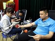 Vietnam celebra Día Internacional del Donante de Sangre con diversas actividades