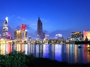 Turistas extranjeros a Ciudad Ho Chi Minh aumentan 32 por ciento en lo que va de año