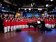 Coro estadounidense interpretará canción folclórica de Vietnam