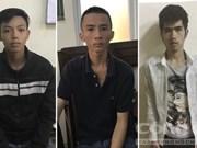 Ciudad Ho Chi Minh inicia procedimiento legal contra 4 individuos por destrucción intencional de bienes