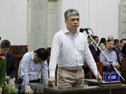 Inician juicio de apelación contra exdirectivos de PVN en Vietnam