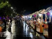 Visitantes disfrutarán de wifi gratuito en calle peatonal Trinh Cong Son en Hanoi