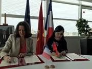 Vietnam y Francia fomentan vínculos en sector de salud
