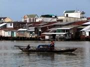 Concluye en ciudad vietnamita de Can Tho Reunión Asia- Europa sobre cambio climático