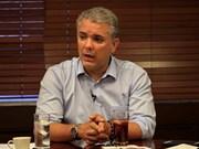 Vietnam felicita a Iván Duque, nuevo presidente electo de Colombia