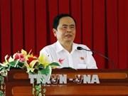 Transmite felicitación dirigente del Frente de Patria de Vietnam  por el Día de la Prensa Revolucionaria