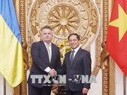 Vietnam y Ucrania realizan consulta política a nivel de vicecanciller