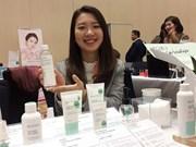 Productos cosméticos de Corea del Sur en camino a conquistar mercado de Vietnam