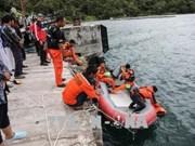 Indonesia suspende temporalmente actividades de barcos en lago Toba tras naufragio
