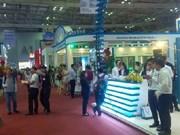 Exhiben productos inmobiliarios y materiales de construcción en Ciudad Ho Chi Minh