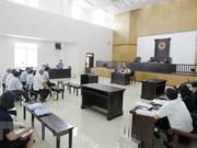 Fiscalía pide mantener condenas a exdirectivos del Grupo de Petróleo y Gas de Vietnam