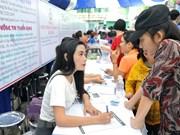 Vietnam genera 782 mil nuevos empleos en primer semestre de 2018