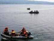 Otro barco se hunde en lago de Indonesia