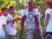 Miles de vietnamitas se suma a evento de promoción de salud