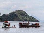 Indonesia investiga a cuatro individuos por hundimiento de barco en lago Toba