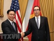 Vietnam y EE.UU. analizan estrategias para fortalecer cooperación