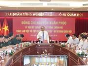 Premier de Vietnam resalta logros de Viettel