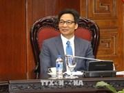 Vicepremier resalta determinación vietnamita a cumplir la Agenda 2030 para Desarrollo Sostenible