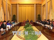 Vicepresidenta de Vietnam insta a la inversión a empresas de la prefectura japonesa de Fukuoka