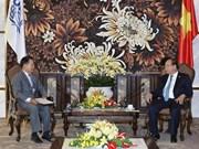 Vietnam espera apoyo de la ONUDI para el desarrollo de la industria auxiliar