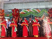 Inauguran Centro de ferias y convenciones en provincia vietnamita de Ben Tre